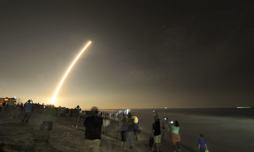 U.S. launches most advanced weather satellite ever built