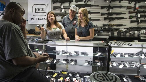 Gun owners stockpile ammo before new California background check law begins