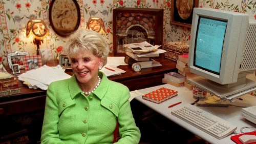 Judith Krantz, the romance novelist with more than 80 million copies in print, dies at 91