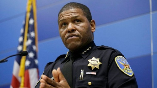 San Francisco police chief defends controversial search of reporter's home
