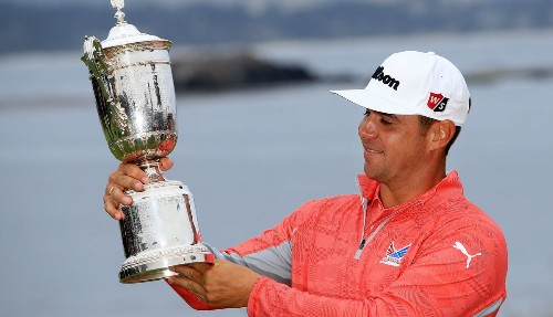 Gary Woodland wins the U.S. Open for his first major title