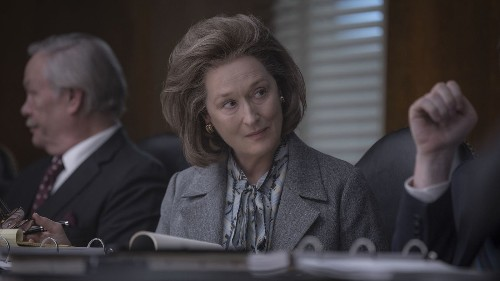 Steven Spielberg's 'The Post' is a movie about the past that speaks to our times