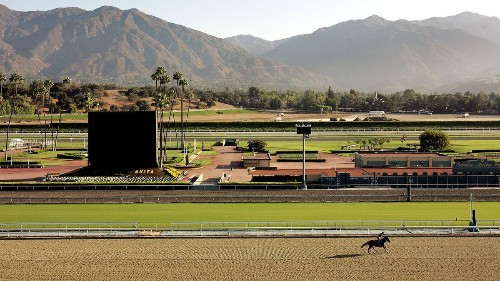 Maryland and Florida not going along with new horse racing regulations in California