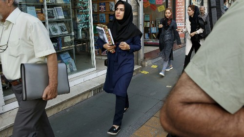 More women in Iran are forgoing marriage. One reason? The men aren't good enough
