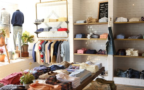 La Brea for the lads: Gant, Bonobos join the menswear mix