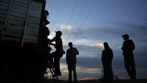 Mexican government raids farm labor camps in crackdown on abuses