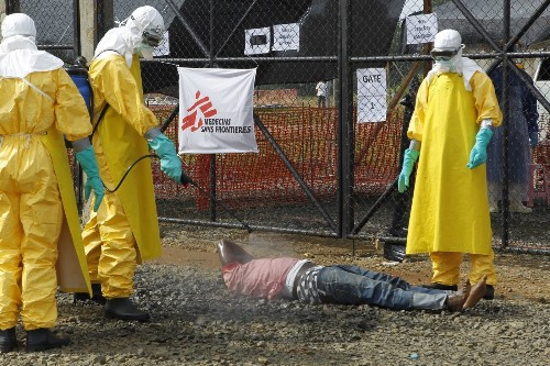 Ebola virus in humans may be here to stay; fatality rate is 71%