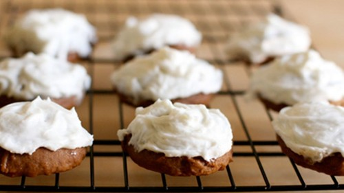 Check out these ginger cream cookies and vote in our Holiday Cookie Bake-Off