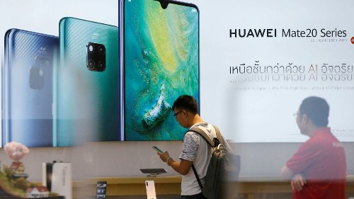 Huawei gets short reprieve but is seeking alternatives to Google's Android after U.S. ban
