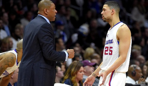 Doc Rivers and Austin Rivers think father-son storyline is overplayed