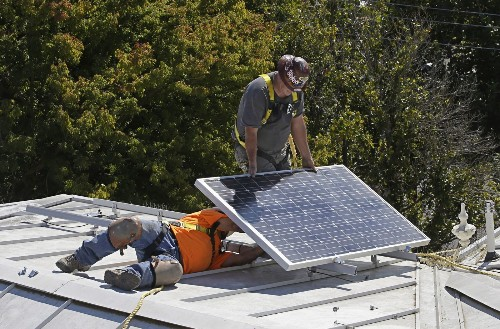 New solar panel product to reduce costs up to 10% - Los Angeles Times
