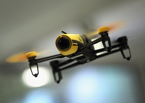 Governor vetoes drone bill, signs revenge porn measure - Los Angeles Times
