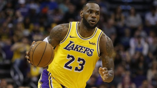 Odds are, Lakers will be the NBA favorites