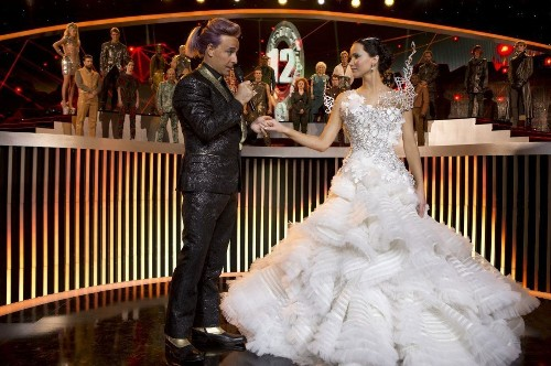 'Hunger Games: Catching Fire' to burn up box office. Sony talks TV.