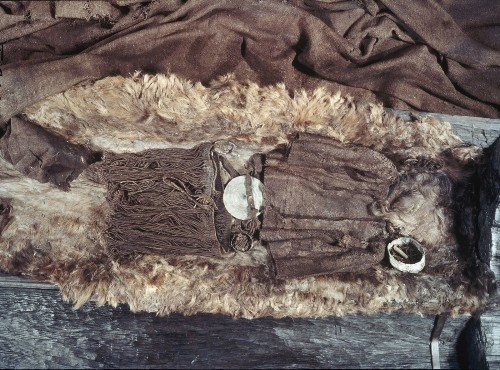 3,400 years after her death, scientists track a girl's travels