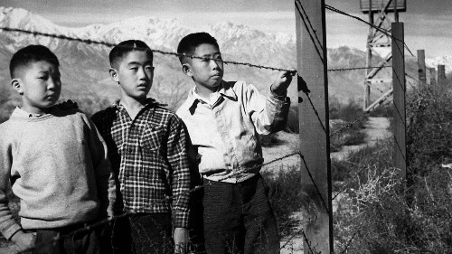 The bizarre, incorrect belief that internment was meant to protect Japanese Americans