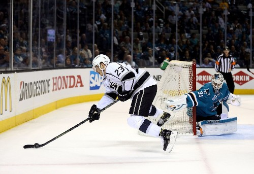 What we learned from the Kings' 3-2 loss to the San Jose Sharks - Los Angeles Times