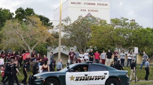Second Marjory Stoneman Douglas High student dies in what police call 'apparent suicide'
