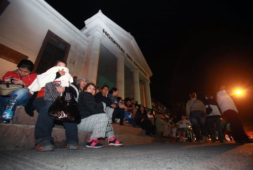 Tsunami heights exceed 6 feet after Chile earthquake; warning lifted - Los Angeles Times