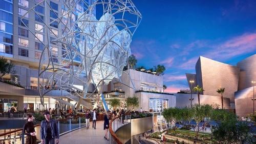 Antonio Viilaraigosa: Grand Avenue Project is designed specifically not to be elitist