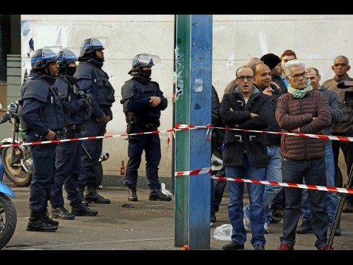 French raid foils attack, fate of key suspect unclear
