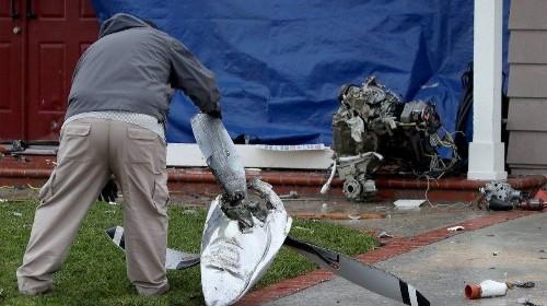 Pilot was warned of poor weather before deadly Yorba Linda crash, investigators say