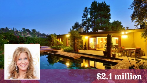 'Breaking Bad' Emmy winner Anna Gunn lists her Hollywood Hills home for sale - Los Angeles Times