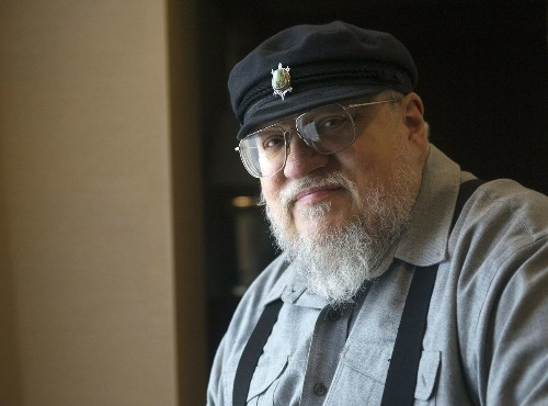 George R.R. Martin expands storytelling universe with Meow Wolf, a Santa Fe arts collective