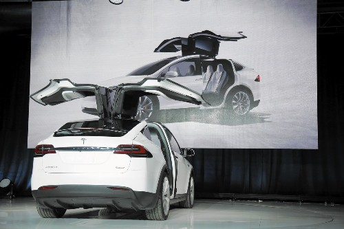 The tax loophole that can save you big bucks off a Tesla Model X - Los Angeles Times