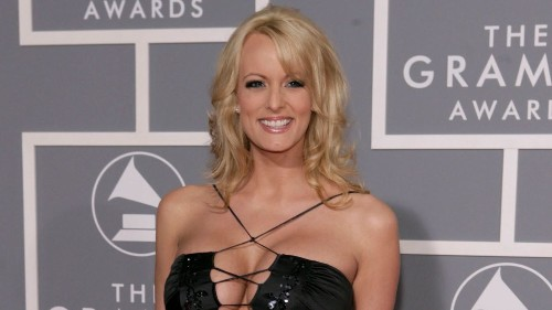 The Stormy Daniels swirl of trouble for President Trump: How bad is it? - Los Angeles Times