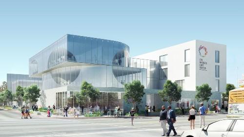 Spring architecture picks: LGBT Center, L.A. River, UCLA art studios, Coachella and more
