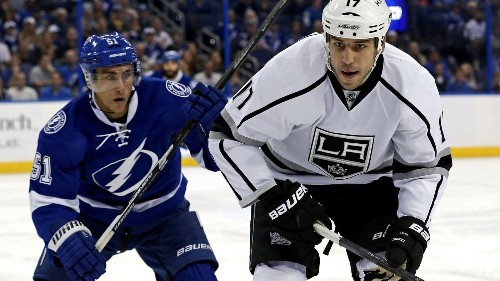 What we learned from the Kings' 2-1 shootout loss to Tampa Bay - Los Angeles Times