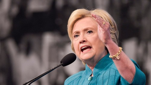 Hillary Clinton is not a 'Spicy Boi,' and she's not dead either - Los Angeles Times
