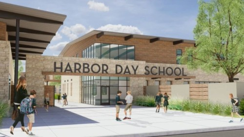 Harbor Day School cleared for total makeover of CdM campus
