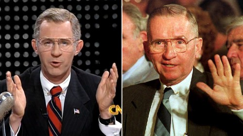 Dana Carvey says Ross Perot loved how he poked fun of him on 'SNL'