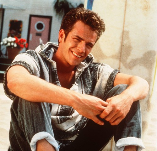 Why Luke Perry's death is so personal for many forgotten Gen Xers