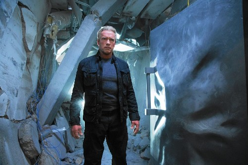 Arnold Schwarzenegger embraces his aging Terminator as 'Genisys' is set for action - Los Angeles Times
