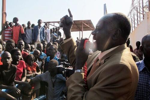 South Sudan calmer, but hundreds reported dead in violence so far