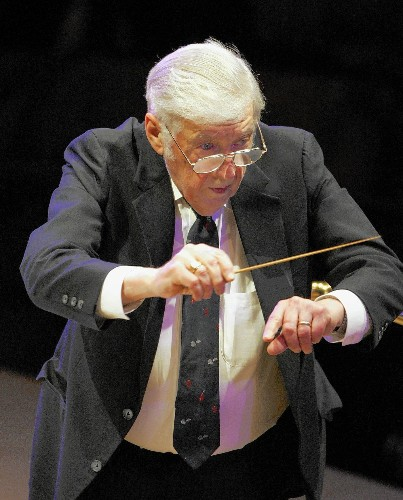 Gunther Schuller dies at 89; fused classical, jazz in 'Third Stream' - Los Angeles Times