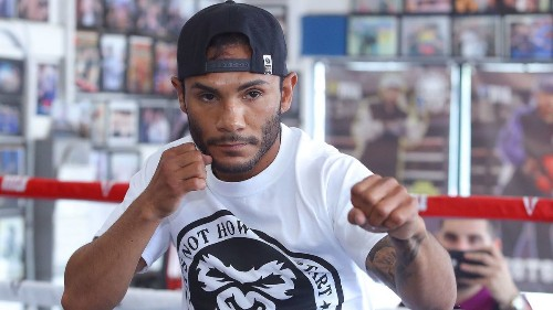 Andrew Cancio balances world championship boxing and a SoCal Gas job. It's not easy