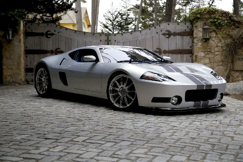 2014 Pebble Beach: Galpin Ford's $1 million supercar