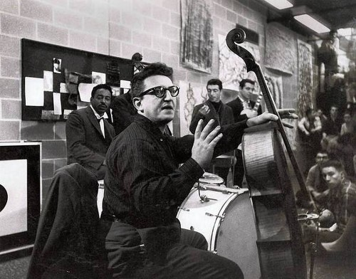 Fred Katz dies at 94; musician, composer brought cello to jazz