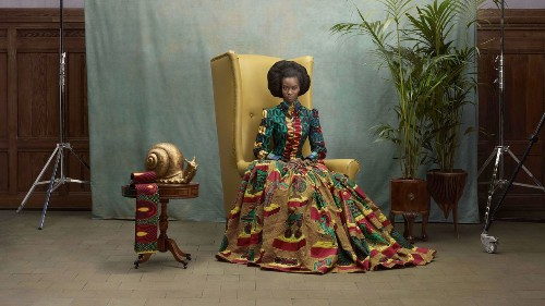 Forget about the knockoff Ikea bag and those faux muddy jeans. Discover why bold African prints are fashion's real standout