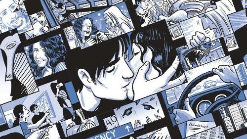 Comics artist Scott McCloud on art, death and drawing bad sculpture - Los Angeles Times