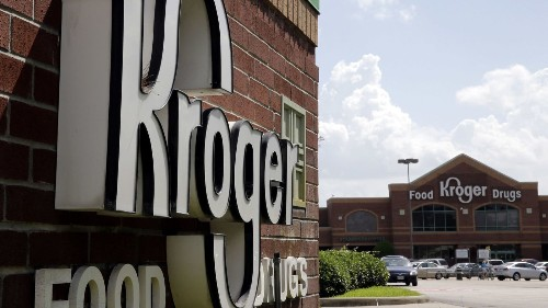 Kroger teams with British online grocer to take on Amazon and Walmart