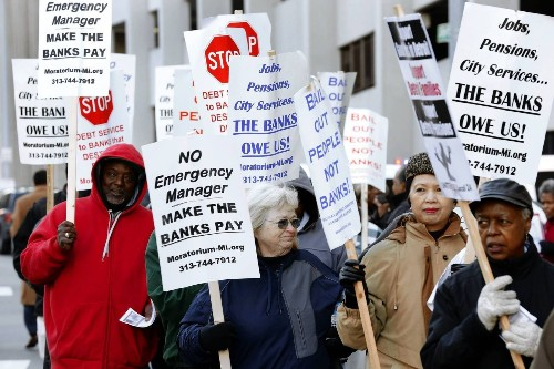 Detroit's bankruptcy brings up more than finances - Los Angeles Times
