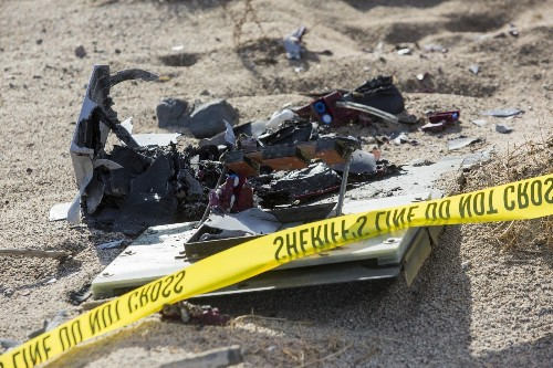 Virgin Galactic crash: Copilot who died unlocked lever early, NTSB says