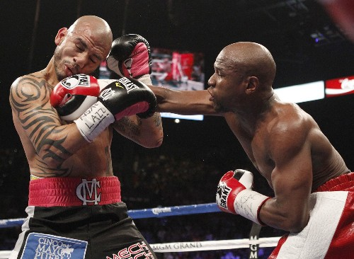 Floyd Mayweather Jr.'s greatest fights, No. 2: Miguel Cotto