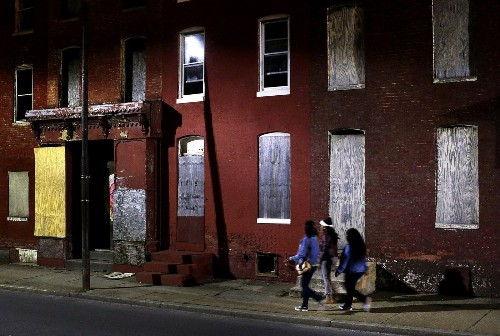 To break the cycle of poverty in Baltimore, fix the culture of poverty