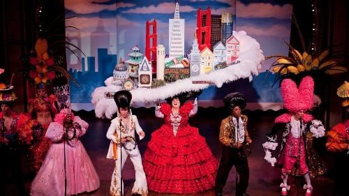 'Beach Blanket Babylon,' San Francisco's beloved musical revue, sets final show date